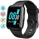 【2020最新版】 UMIDIGI UFit スマートウォッチ 腕時計 活動量計 万歩計 心拍計 スマートブレスレット 5ATM