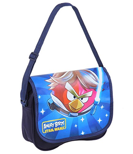 Angry Birds Star Wars Bolsa Azul Marino