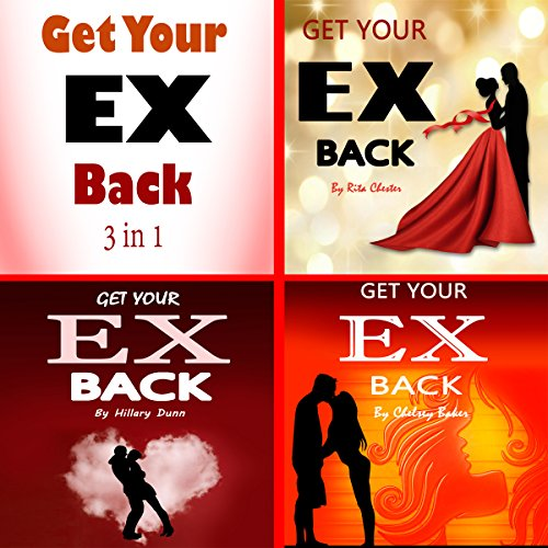 Get Your Ex Back audiobook cover art
