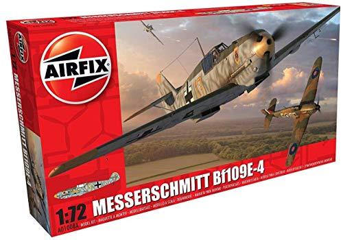 エアフィックス 1/72 メッサーシュミット BF109E-4 01008 プラモデル