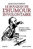 Le Bouquin de l'humour involontaire (Bouquins) - Format Kindle - 9782221240052 - 0,00 €