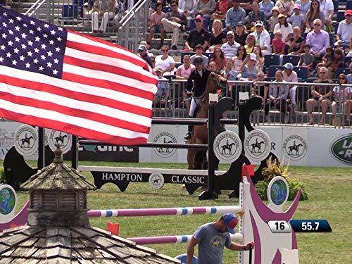 Hampton Classic Horse Show 2018: CSI 4* Longines Cup