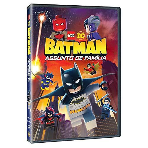 Sony, DVD - Lego DC Batman, Assunto de Família
