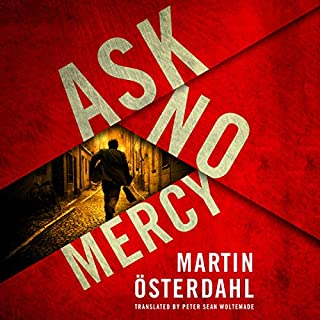 Ask No Mercy audiobook cover art