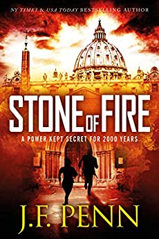 Stone of Fire (ARKANE Book 1) by [J.F. Penn]