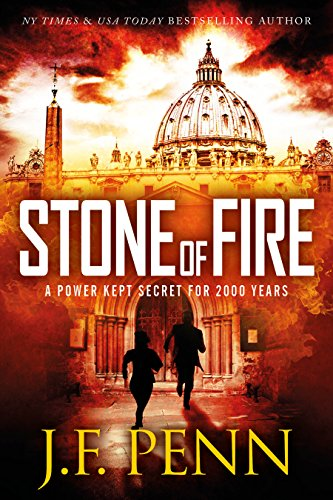 Stone of Fire (ARKANE Book 1) by [J.F. Penn]
