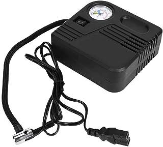 Binwe Pneumatico Elettrico Gonfiatore per Auto Portatile Cordless Pompa Gonfiabile Compressore dAria Manometro Digitale 12V Display LCD Digitale Batteria Ricaricabile 2000mAh