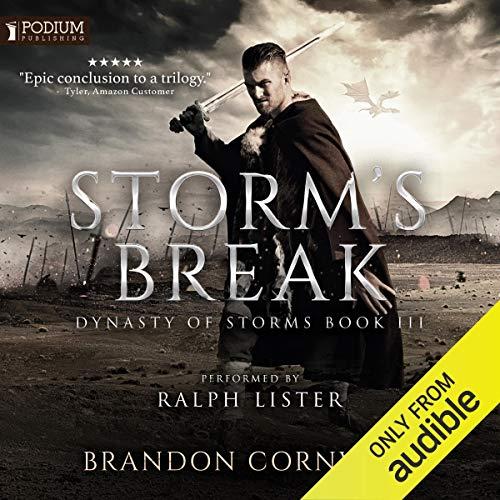 Couverture de Storm's Break