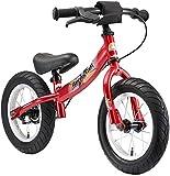 BIKESTAR Running Balance Bike con sidestand y Freno para ni�