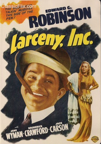 Larceny, Inc. [DVD]