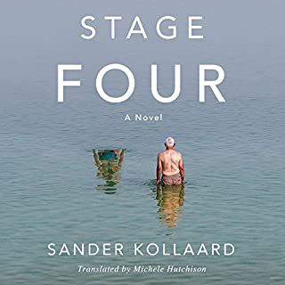 Stage Four: A Novel audiobook cover art