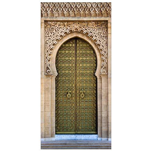 Bilderwelten Raumteiler Oriental Gate 250x120cm inkl. transparenter Halterung