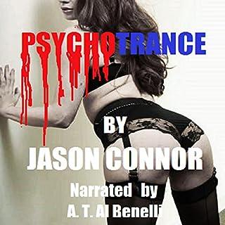Psychotrance audiobook cover art