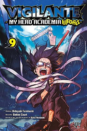Vigilante My Hero Academia Illegals Vol. 09