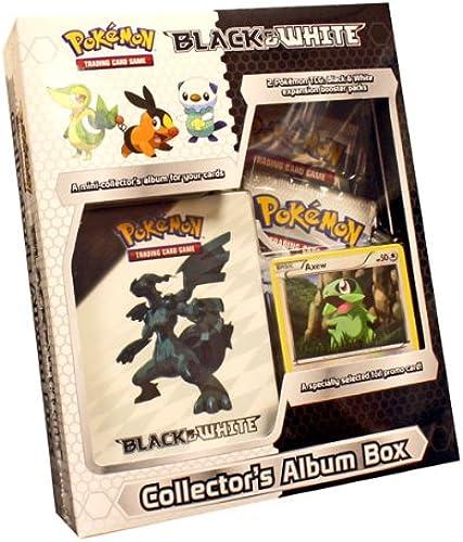 Pokémon schwarz & Weiß Mini-Album-Box (englische Version)