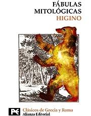 Fábulas mitológicas (El libro de bolsillo - Bibliotecas temáticas - Biblioteca de clásicos de Grecia y Roma)