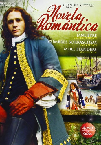 Pack: Novela Romántica (Jane Eyre + Cumbres Borrascosas + Las Aventuras Y Desventuras De Moll Flanders) [DVD]