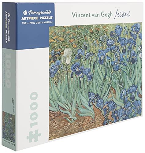 Vincent Van Gogh - Irises: 1,000 Piece Puzzle