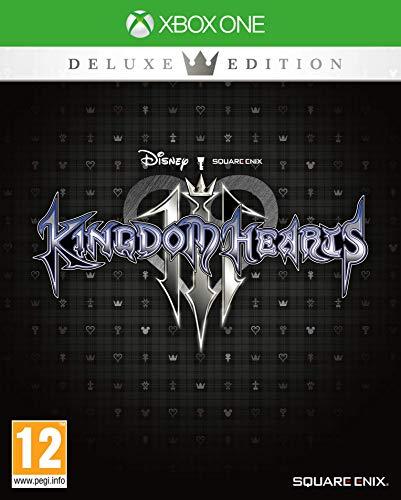 Kingdom Hearts 3 Deluxe Edition - Xbox One [Edizione: Regno Unito]