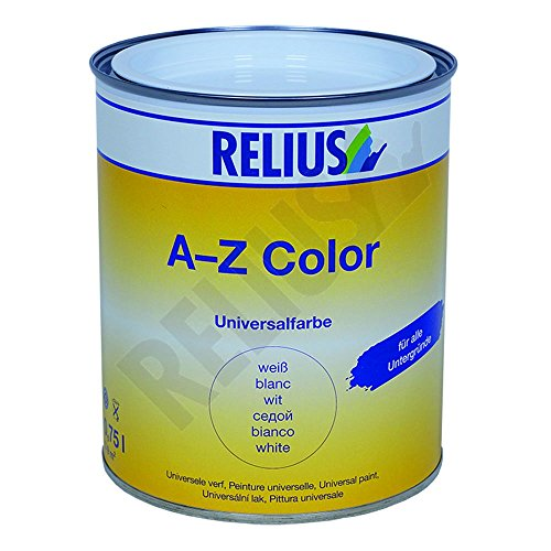 Relius A-Z Color, weiß, 2,5 Ltr.