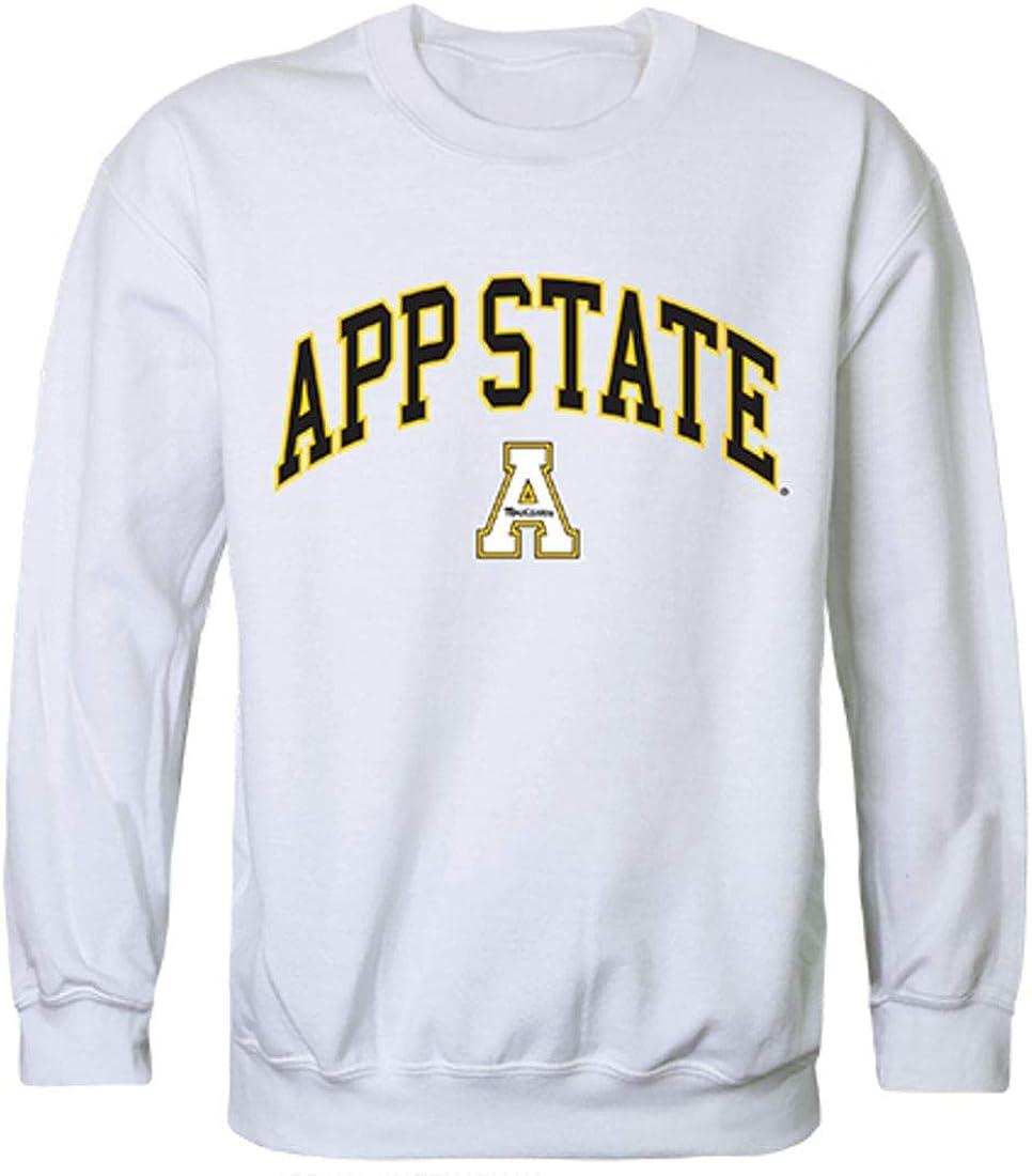 W Republic Appalachian App 保証 全国一律送料無料 State Campus Pull University Crewneck