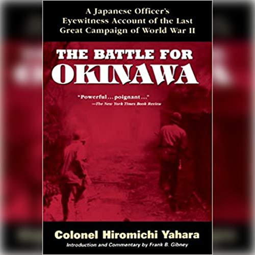 The Battle for Okinawa cover art