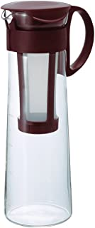 Hario Mizudashi Cold Brew Coffee Pot, 1000 ml, Brown