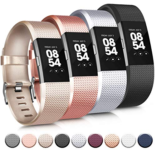 Top 10 fitbit rose gold band charge 2 for 2021