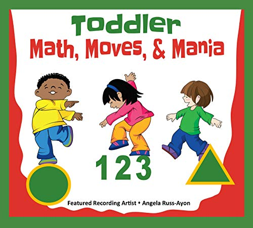 Toddler Math, Moves, And Mania