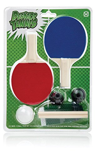 Best Review Of NPW-USA Desktop Ping Pong/Table Tennis Set