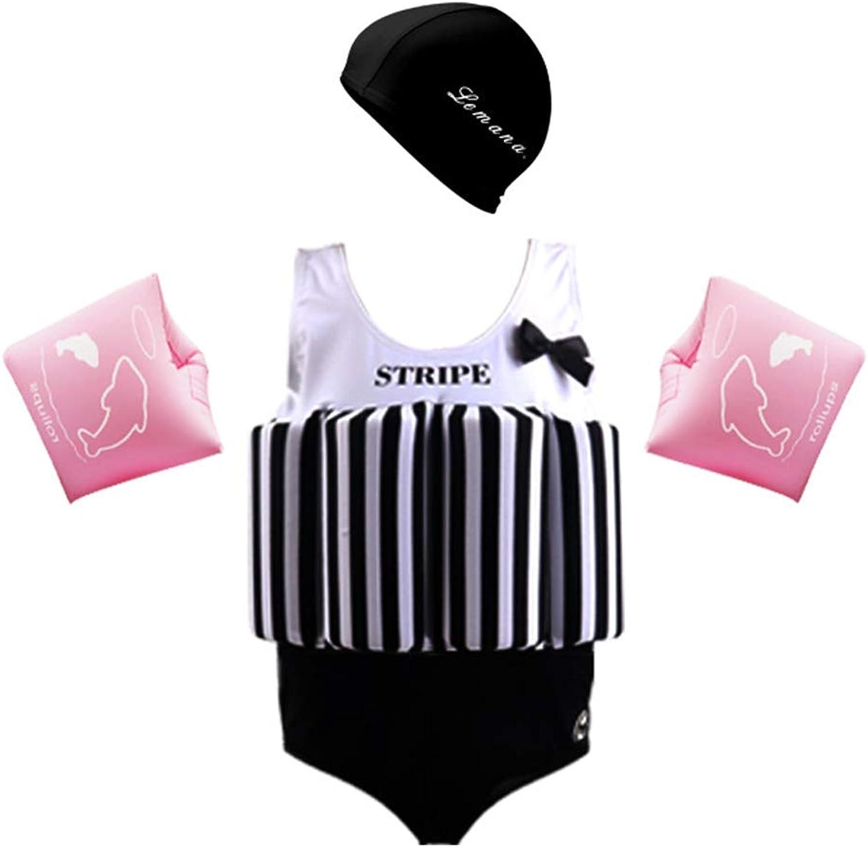 F-S-SHUAI Schwimmanzug Damen Flachwinkel Konservativ Schmaler Rock Im Stil Einer Gerafften Brust