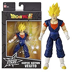 Collector figure from the Dragon Ball Z and Dragon Ball super series 22 cm Figure with 16 Points of Articulation Multiple hands available to recreate all the scenes in the series Collect all the Bandai Dragon Stars Figures