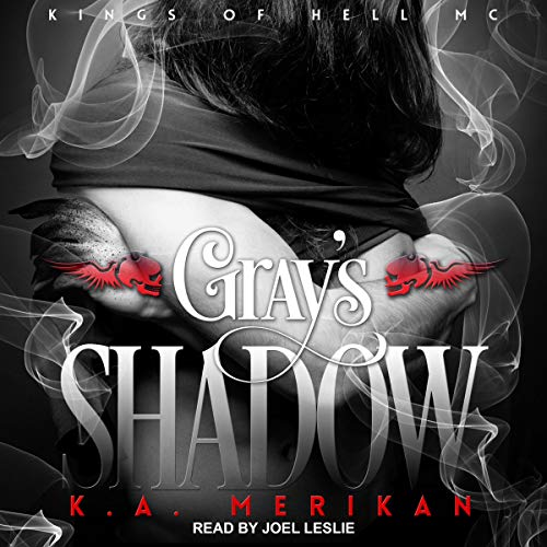 Gray's Shadow audiobook cover art