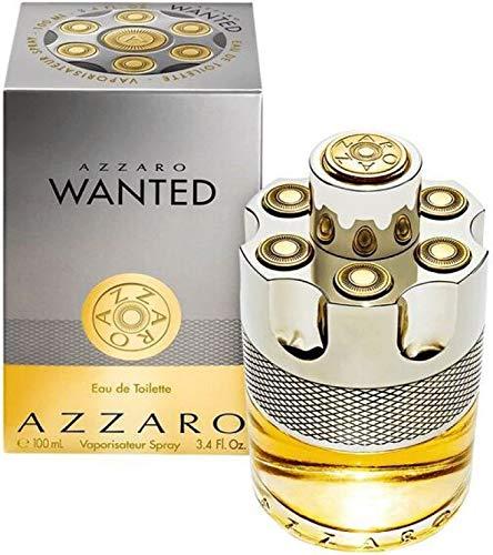 Azzaro Wanted Uomo di Loris Azzaro - 100 ml Eau de Toilette Spray
