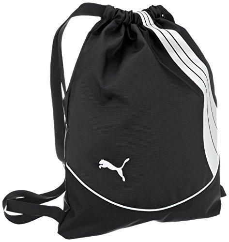 PUMA Men's Teamsport Formation Gym Bag, Black, One Size