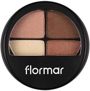 Flormar Quartet Eyeshadow - 401 Coper Dreams