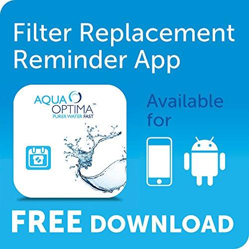 Aqua Optima Filtri per acqua, confezione da 6