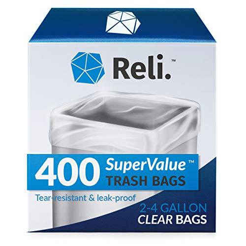 bolsas de basura precio fabricante Reli.
