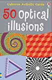 50 Optical Illusions (Puzzle Cards no pen)