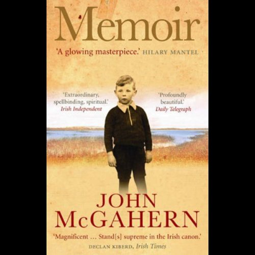 Memoir audiobook cover art