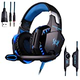 AWON Gaming Headset with Mic for PC,PS4,Xbox...