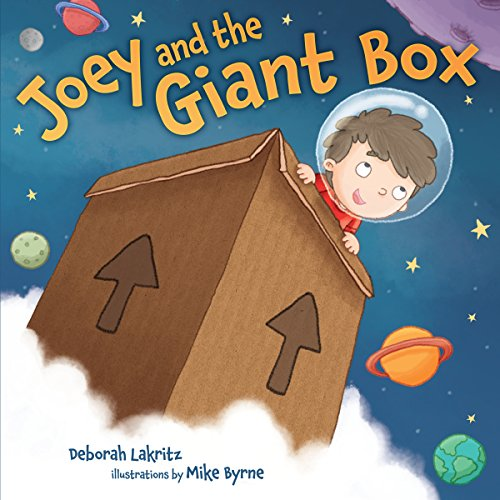 Joey and the Giant Box copertina