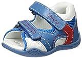 Chicco GIM, Sandalias para Bebés, Azul (Jeans), 18 EU