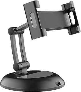 """RosieLily 360 ° Swivel Verstelbare Hoek Desk Mount Standhouder Voor 5-13""""""""cellphone-tablet, Telefoonhouder Voor Bureau, Ta..."""