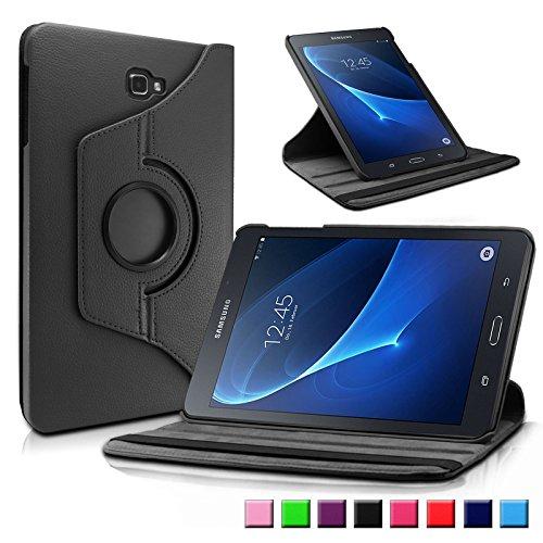 Infiland Coque pour Samsung Galaxy Tab A 10.1 écran rotatif * Nero Galaxy Tab A 10.1