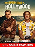 Once Upon A Time...In Hollywood (With Bonus Features)