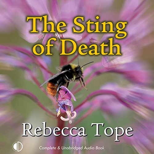 The Sting of Death audiobook cover art