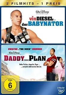 Daddy ohne Plan / Der Babynator [2 DVDs]