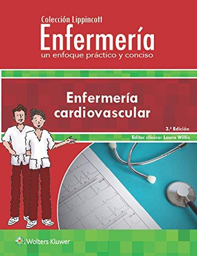 51rqpbcFwCL - Colección Lippincott Enfermería. Un enfoque práctico y conciso: Enfermería cardiovascular, 3.ª