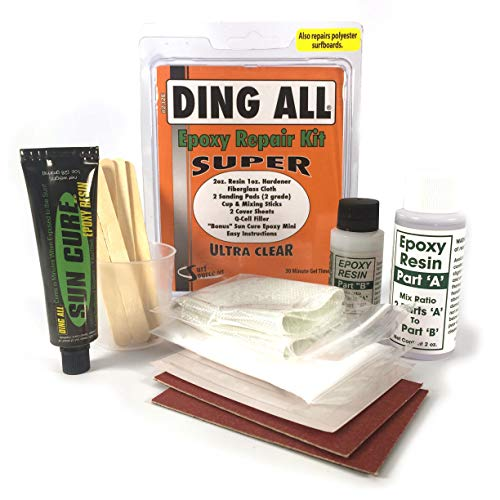 Ding All Super Epoxy Kit by Ding All